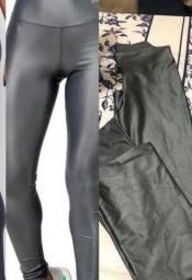 Título do anúncio: calça legue cirre cinza tam m