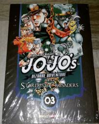 Jojo's Bizarre Adventure Parte 3 Vol 3