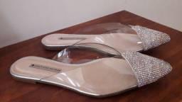 Sandália marca Sapatinho de Luxo. 35