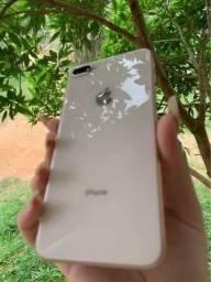 Lindo iPhone 8 Plus 64 Gb (Parcelo)!