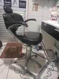 Cadeira salão beleza