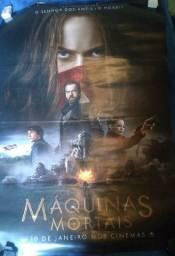 Maquinas mortais Cartaz /poster de cinema