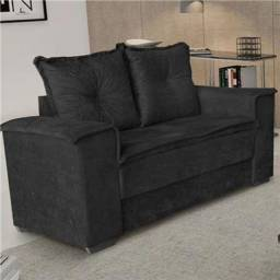 Título do anúncio: Sofa de 2 Lugares Paula Estofados Linhares (Promoção)