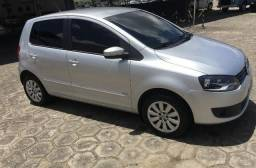 Vw Fox Trend (27) 99807-2572 Completíssimo + Couro Particular - 2014