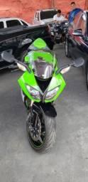 Kawasaki 1000 ninja (Único Dono) - 2009