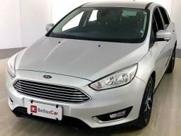 Ford Focus TITA/TITA Plus 2.0  Flex 5p Aut. - Prata - 2016 - 2016