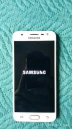 Celular Samsung J5 prime dourado