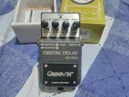 Pedal Digital Delay Groovin DD 900