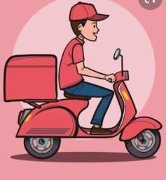 Preciso De motoboy Habibs Vilar Dos telles