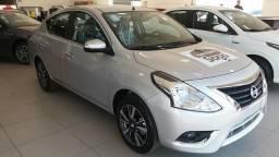Nissan versa 1.6 cvt sl, isenção para motorista de apps e taxi, por r$ 59.917,00 - 2019