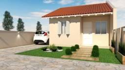 Casa em Canoas, 2 dormitórios, em terreno inteiro - Na Olaria