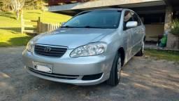 Toyota Corolla 2007 1.6aut XLI, UNICA DONA!!!! ABAIXO DA FIPE!!!!!!! - 2007