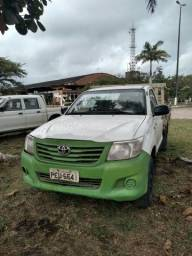 Hilux Toyota pickup Cabine Simples 2012 - 2012