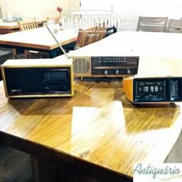 Lote 11 -rádios Antigos - Philco, Nissei, Osaka - Antiquário