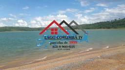 Lago Corumbá IV, Terrenos regularizados
