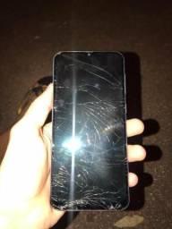 Vendo esse A30,500 reais ou troco em um iPhone