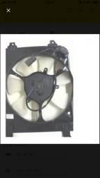 Eletro ventilador new civic