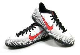 694a48deba Chuteira Nike Vapor 12 Club Neymar Society branca tam  37 a 44