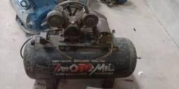 Compressor de ar Motomil motor 2 cilindros 175 litros