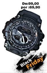 Relógio militar masculino