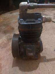 Vendo compressor mecanico valor $1.500