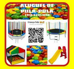 ALUGUEL DE PULA PULA !