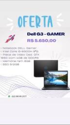 NOTEBOOK DELL G3 i5 - NOVO (LACRADO)