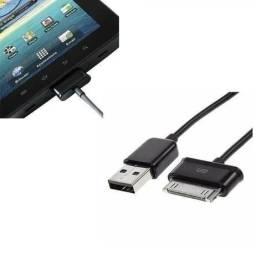 Cabo Carregador USB Tablet P/ Samsung Tab P1000 3110 3100