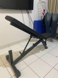 Cadeira supino 3 níveis