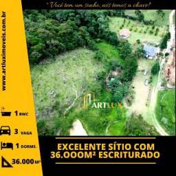 Sitio Águas Mornas - Santa Catarina