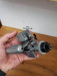 Motor a Combustao Glow Tamiya FS-12 Automodelo