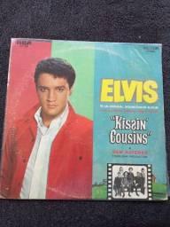 Elvis Presley Kissin Cousins LP importado