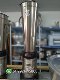 Triturador Industrial 10 Litros Attack Liquidificador Spolu