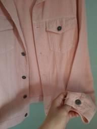 Jaqueta Jeans Coral