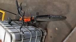 Bike voltec aro 29 3 meses de uso nunca foi em trilha