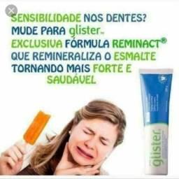 Creme dental glister importado