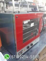 Forno Turbo Fast Oven 4 Telas Prp-004 G2 Industrial Elétrico Progás