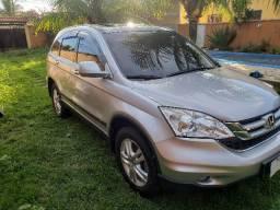Honda CRV 2010 Automático ELX 4x4 , Teto Solar - Gasolina e GNV