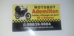 Ofereço Serviços de Motoboy