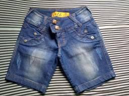 Bermuda feminina Vilk Jeans Chic