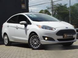 Ford Fiesta Titanium 1.6 Automático top de linha!!!