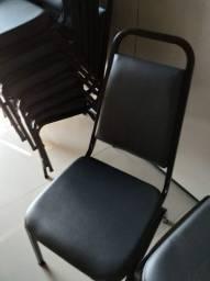 Cadeiras Universitárias Cavaletti