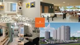 Residencial Flamboyant - Bairro Minas Gerais - Apartamento com Sacada Suíte e Elevador