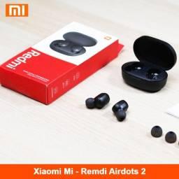 Fone De Ouvido Sem Fio Bluetooth Xiaomi Redmi Airdots 2 Original