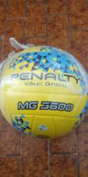 Bola Vôlei Penalti Oficial no plástico