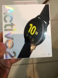 Smart Watch Samsung Galaxy active 2 - 44mm - lacrado na caixa