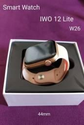 W26 Rosa Smartwatch Lançamento