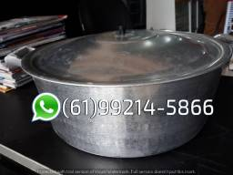 Panela Grosso Batido N. 46 Alumínio