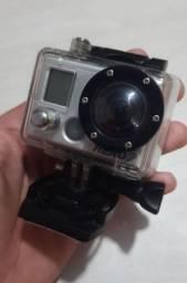 GoPro Hero2+Acessórios