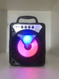 Caixinha de som inova